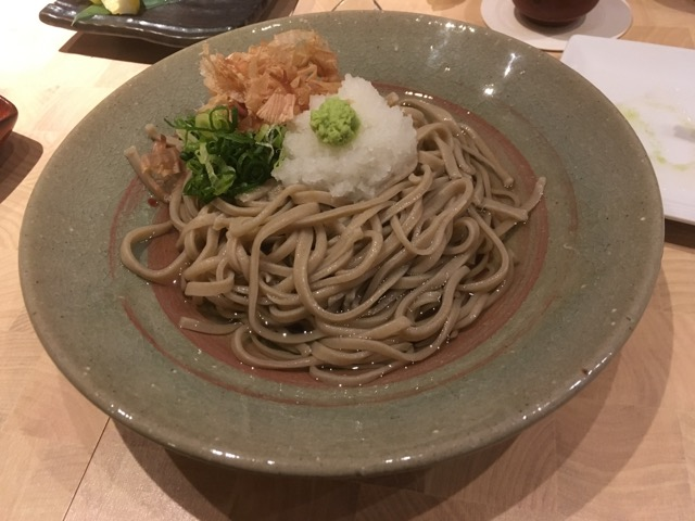 塩だし蕎麦で有名な池田町の一福(いっぷく)が、福井市内に蕎麦Diningとして新規オープン。