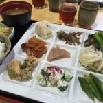 越前町の特産野菜を使ったバイキングが楽しめる丹生膳野菜レストラン「旬菜」にて、蕎麦ダイエットメニューが期間限定で食べられます。