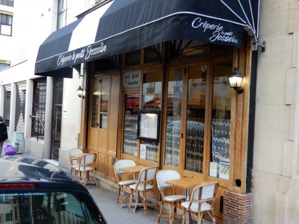 ガレット(Galette)に触れるフランス視察②:パリ市内のガレット通り(モンパルナス通り)に立ち並ぶクレープリーを感じる。