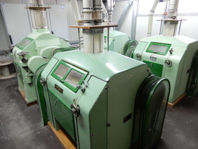 ブルターニュ産そば粉を製造するロンシン製粉所(Minoterie de Roncin)<前編>│ガレット(Galette)に触れるフランス視察⑦