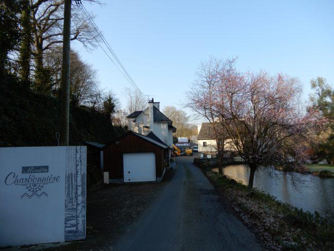 シャルボニエール製粉所(Le Moulin de Charbonnière)は、レンヌ駅最寄りのそば粉工場。│ガレット(Galette)に触れるフランス視察⑨