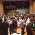 全種類吞んだという酒豪ばかりの秋のひやおろし日本酒の会は、会場があふれるほどの大盛況でした。