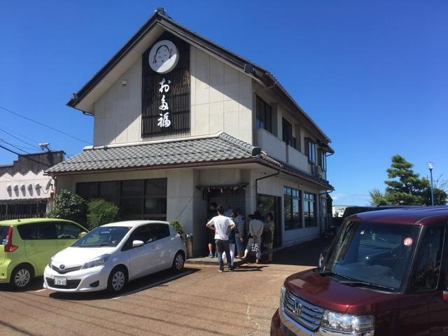 梯川お多福(小松市)は、国産小麦の小松うどんが食べられる地元密着の温かいお店。