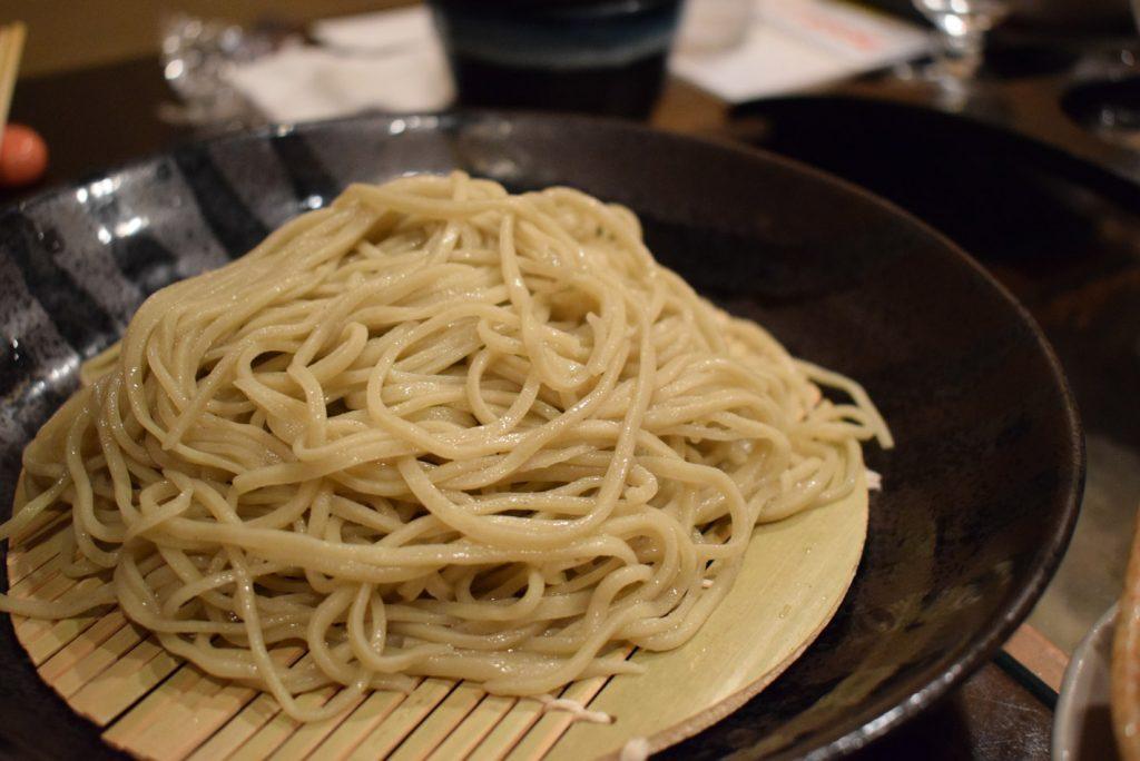 蕎麦居酒屋 西九条「樹楽(きらく)」様 蕎麦